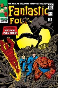 Fantastic Four issue #52 - Marvel Comics (July 1966) Stan Lee, Jack Kirby