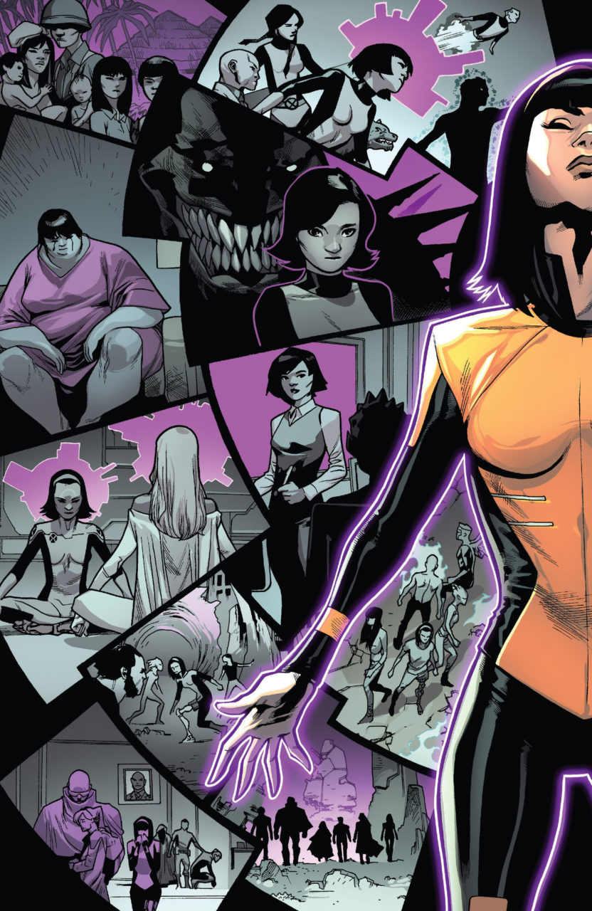 Karma's life (All-New X-Men #41)