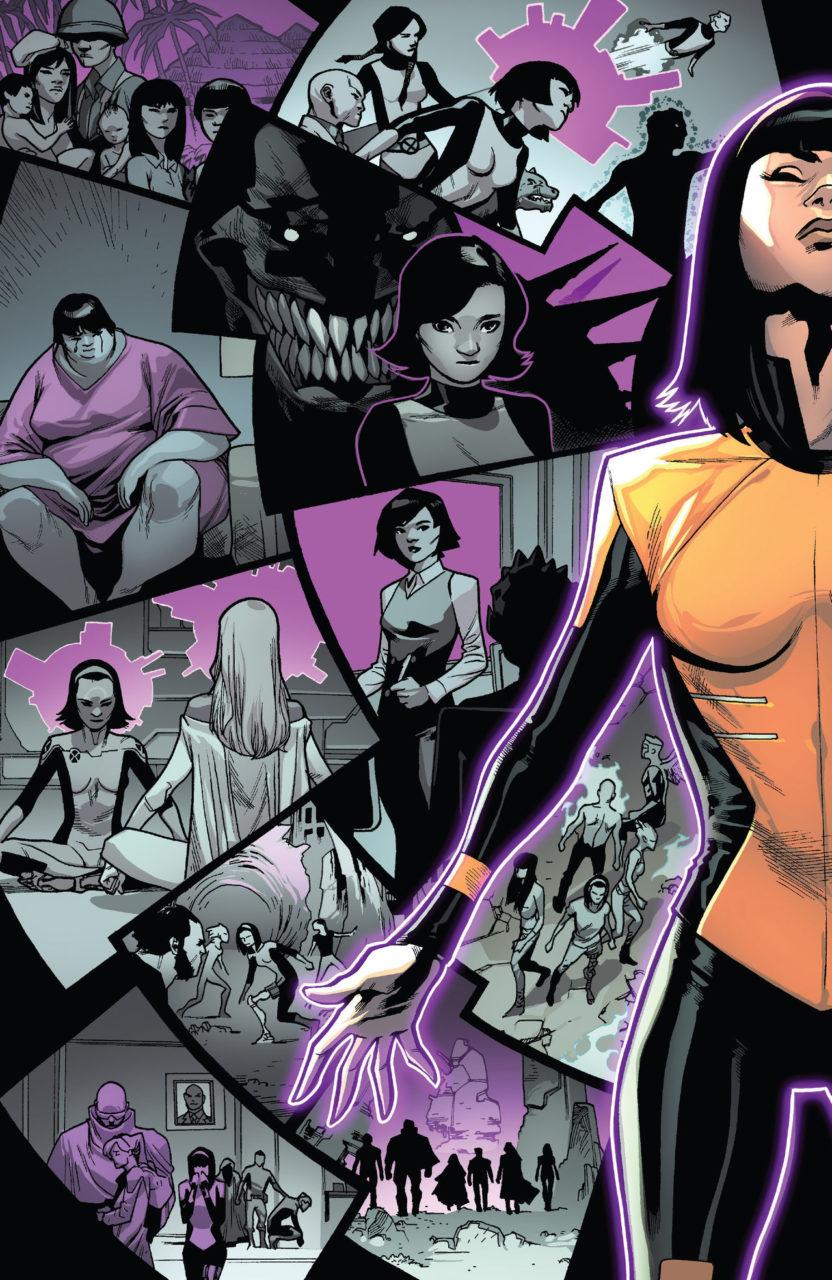 Karma's life (All-New X-Men #41)
