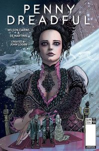 Penny Dreadful #1 | Titan Comics (2016) Cover by Guillem March