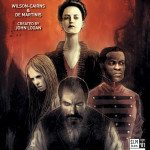 Penny Dreadful #1 | Titan Comics (2016) Cover by Ben Templesmith