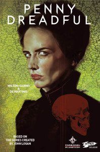 Penny Dreadful #1 | Titan Comics (2016) Cover by Ben Oliver
