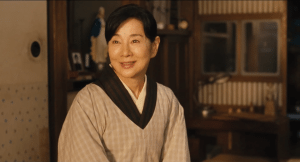 Sayuri Yoshinaga as Nobuko (Nagasaki - Memories of My Son) Yamada Yoji, 2016