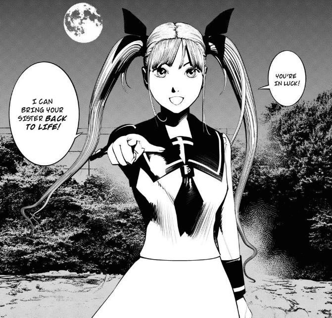 Murder Incarnation, Crunchyroll, Keita Sugawara, Shinji Inamitsu