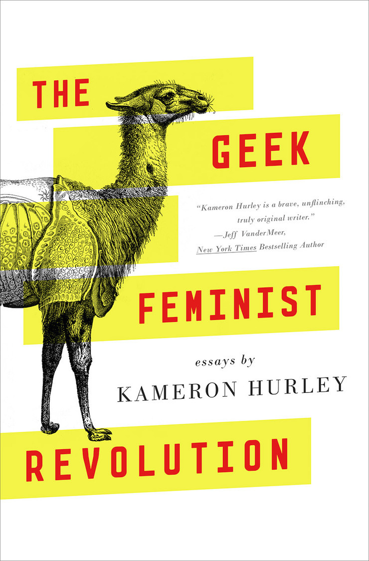 Presence, Power, and Patriarchy: A Review of The Geek Feminist Revolution by Kameron Hurley