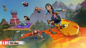 Disney Infinity, Avalanche Softwares/Heavy Iron Studios/Altron, Disney Interactive, 2013