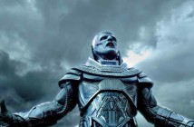Apocalypse shouting at the sky like a jackass in X-Men Apocalypse