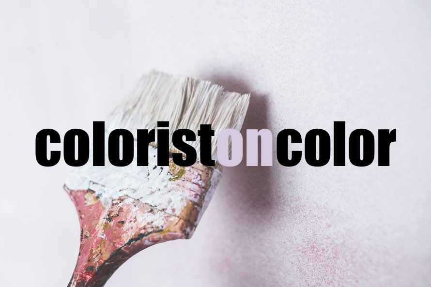 Colorist on Color: The Introduction