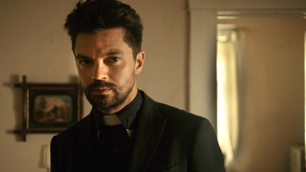dominic cooper in amc's preacher