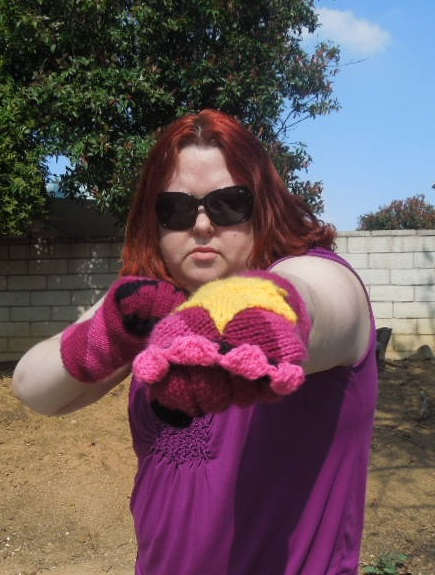 KYC Finished Garnet Glove