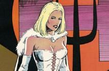 Emma Frost by John Byrne - Classic X-Men, Marvel Comics