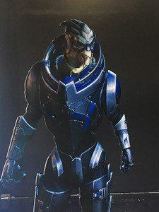 Mass Effect: Earth Ride
