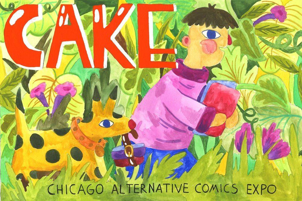 chicago alternative comics expo - HD1500×1000