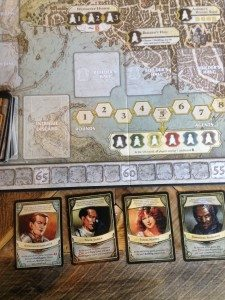 Dice Vice Lords of Waterdeep Designed by: Peter Lee, Rodney Thompson Players: 2-5 Published by: Wizards of the Coast Year Published: 2012 Recommended Ages: 12+