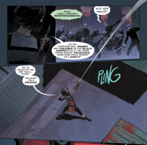 Green Arrow #1. Benjamin Percy (Writer), Otto Schmidt (Artist), Nate Piekos (Letterer) and Juan Ferreyra (Cover Artist). DC Comics. June 15th, 2016.