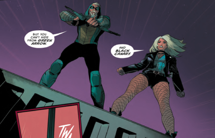 Review: Green Arrow #1