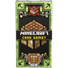 Minecraft Card Game, Mojang