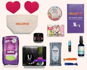 HelloFlo New Mom Survival Kit: https://shop.helloflo.com/products/new-mom-basics