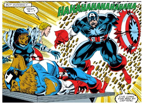 14 Times Steve Rogers Turned Evil (You Won't Believe #5!) - WWAC