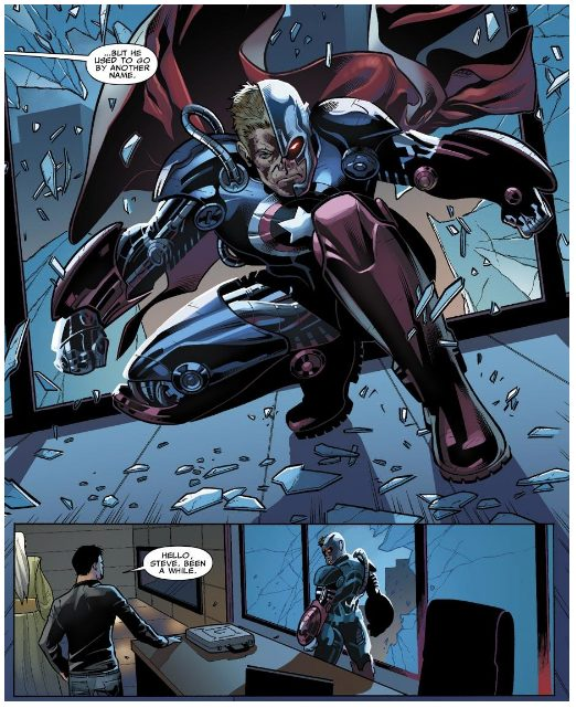 X-Factor #231, written by Peter David, pencilled by Emanuela Luppachino, inked by Guillermo Ortego, colored by Matt Milla, lettered by Cory Petit