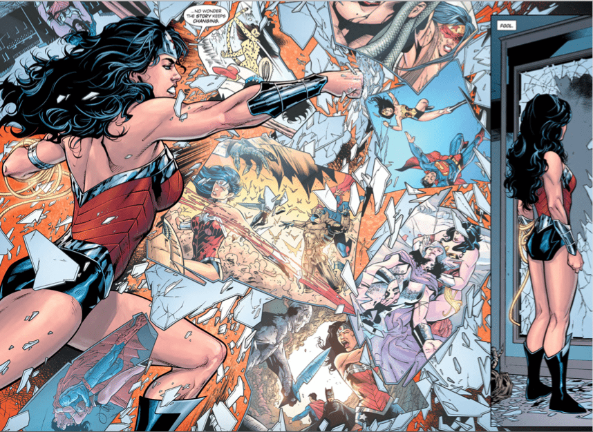 She's Back: The Rebirth of Wonder Woman