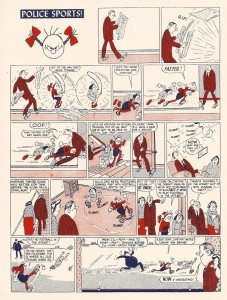 Beryl the Peril, David Law