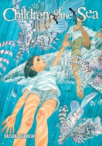 Children of the Sea, Daisuke Igarashi