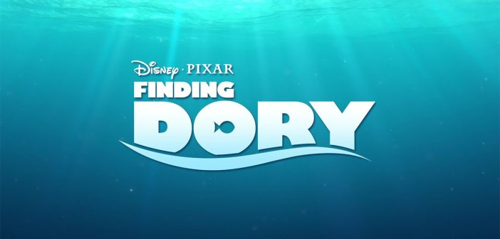 Finding Dory (Disney Pixar 2016)