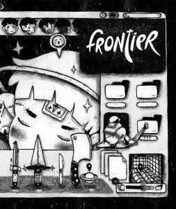 Frontier #12, Kelly Kwang, Youth In Decline, May 2016