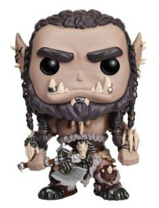 Funko POP! Vinyl figure: Warcraft, Durotan