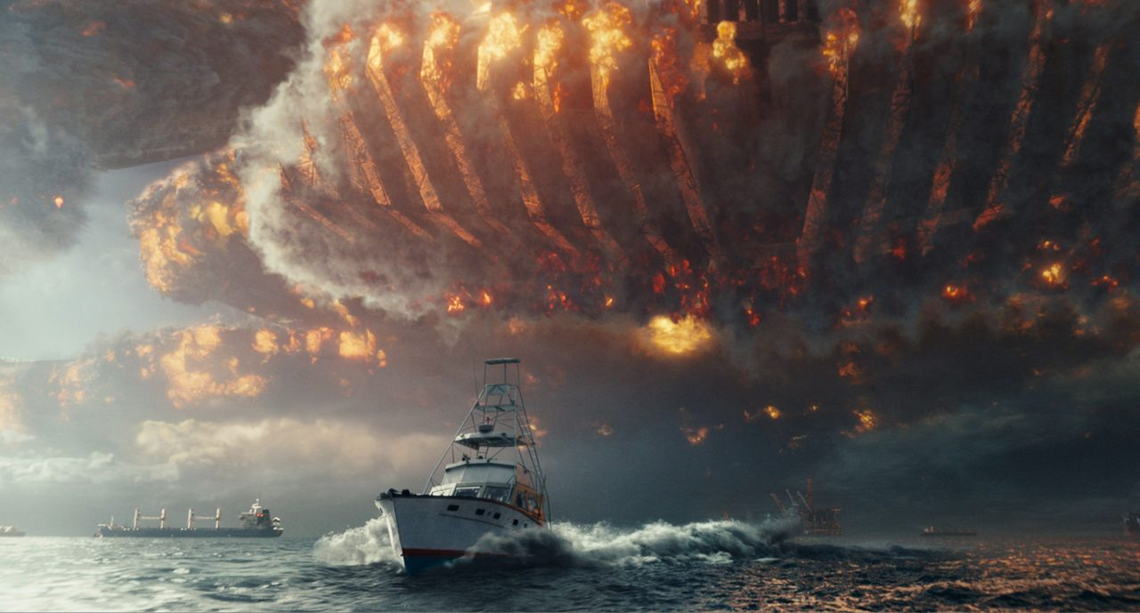 Reel Geek Girl: Independence Day: Resurgence