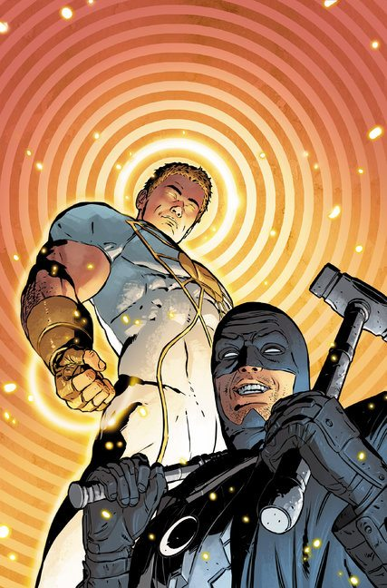 Cover of Midnighter & Apollo #1 by ACO