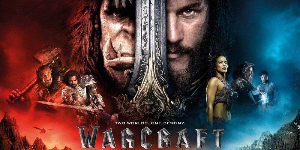 Warcraft: Magic and Violence for China and the Whole Family