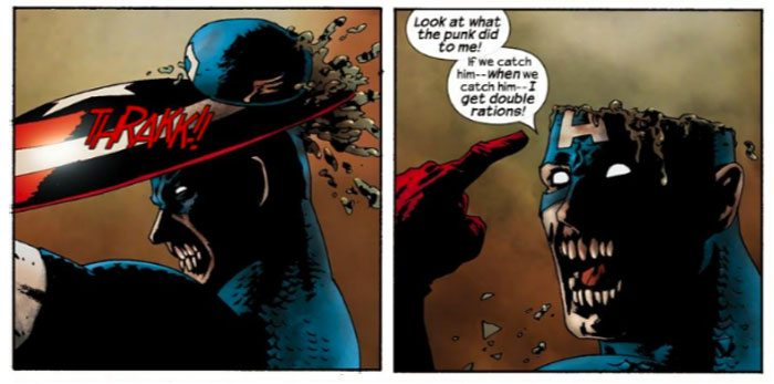 14 Times Steve Rogers Turned Evil (You Won't Believe #5!)