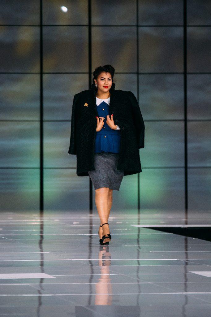 Her Universe Fashion Show SDCC 16, Tiffani Chien