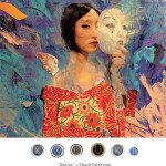 Kabuki Library Edition Volume 2 by David Mack (Dark Horse Comics November 2015)