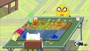 Adventure Time Card Wars tv