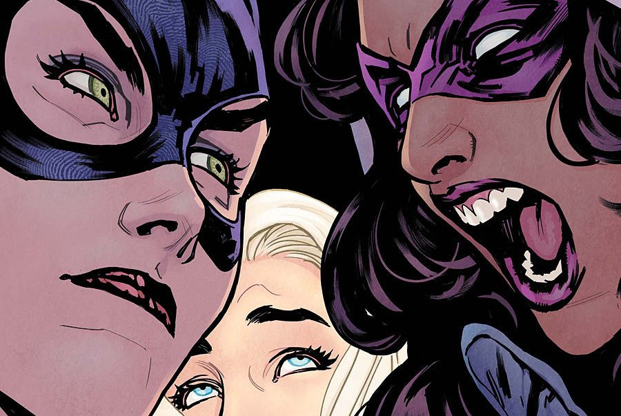 Batgirl and The Birds of Prey: Rebirth #1 Review