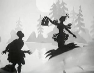 Lotte Reiniger's The Tocher