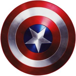MCU Captain America shield
