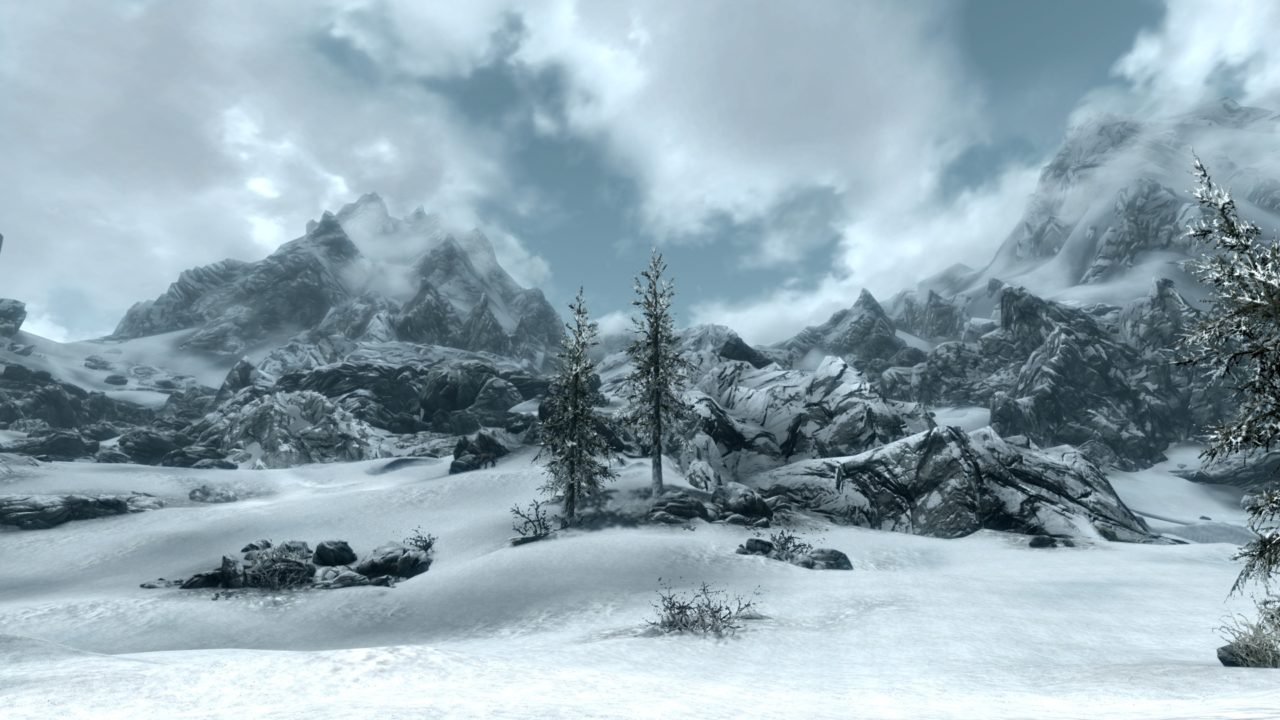 The Elder Scrolls V: Skyrim, Bethesda Softworks, 2011. Image via Nexus Mods