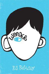 Wonder, R.J. Palacio, Knopf, 2012