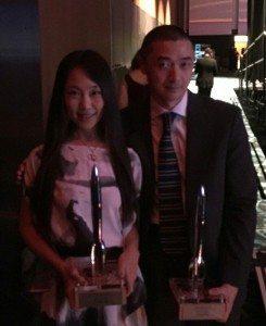 Hao Jingfang and Ken Liu