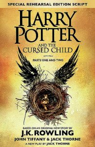 Harry Potter and the Cursed Child, J.K. Rowling, Scholastic, 2016