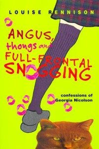 Angus, Thongs and Full Frontal Snogging, Louise Rennison, HarperTeen, 2000