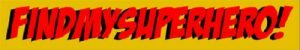 FindMySuperhero.com Banner