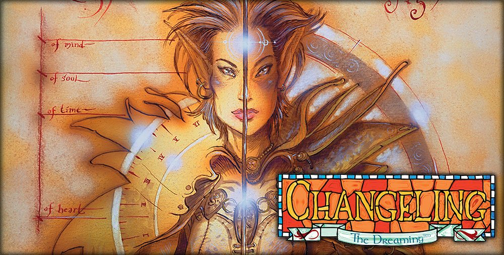 Changeling: The Dreaming, White Wolf Publishing, 1995