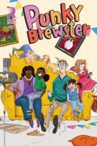 Punky Brewster #8 (ROAR Comics)