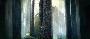 Pete's Dragon. Movie. 2016. Directed by David Lowery. Disney.