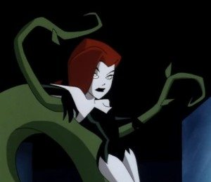 Poison Ivy. Batman The Animated Series. 1992-1995.